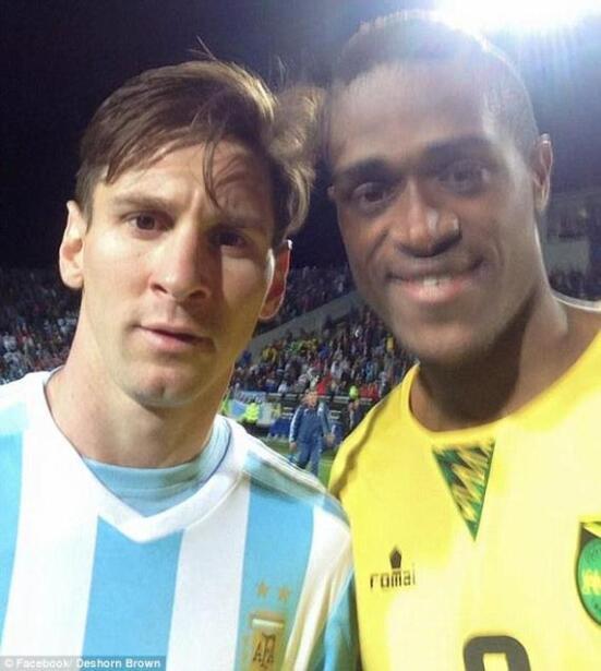 Argentina le ganó por 1-0 a Jamaica en la Copa América 2015, pero eso no...