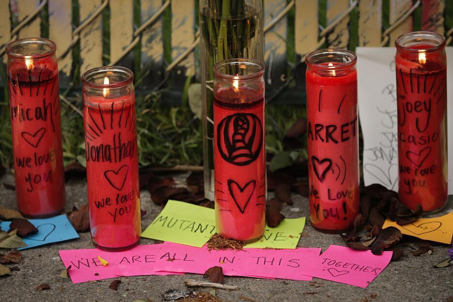 En fotos: Incendio en una fiesta dejó al menos 33 muertos en Oakland Get...