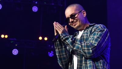 J Balvin Becomes the Most Streamed Artist