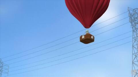Así se estrelló el globo aerostático en Texas donde murieron 16 personas