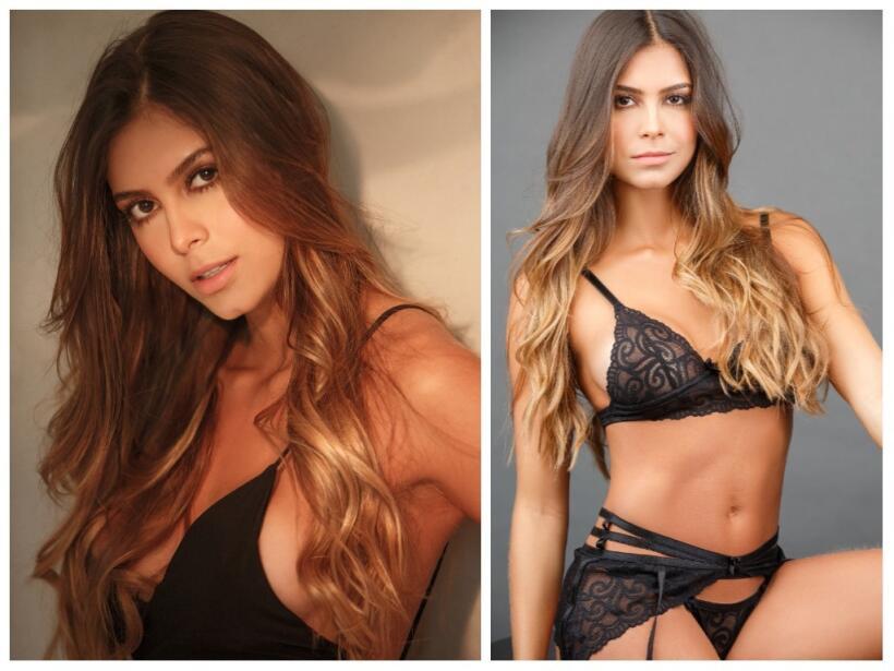 ¡Hermosa! Ella es Daniela Medina (@dani_medinag), una colombiana a...