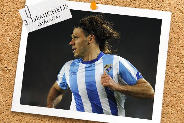 En la defensa iniciamos con un argentino, Martín Demichelis