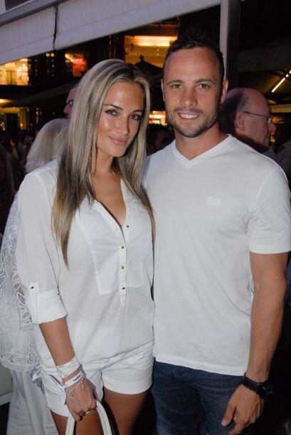 Oscar Pistorius, el corredor con prótesis de piernas, fue declara...