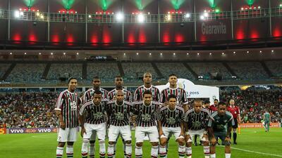 El Fluminense de Ronaldinho pierde y pone en riesgo su tercer puesto