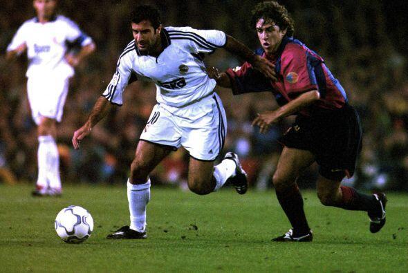 El portugués les pagó del mejor modo que lo puede hacer un futbolista, r...