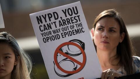 Actualmente las sobredosis de droga causan más muertes que los accidente...