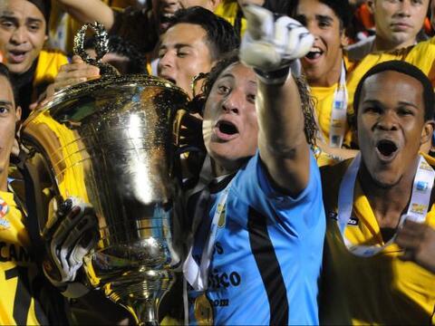 El 2010 trajo momentos muy especiales para el fútbol centroameric...
