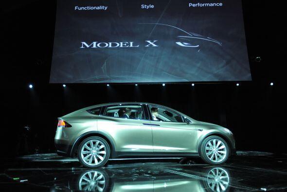 Tesla Model X: Esta marca americana muestra que el funcionamiento cero e...