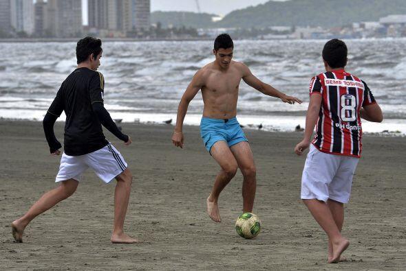 Y claro, a disfrutar un poco de Brasil. Todo sobre el Mundial de Brasil...