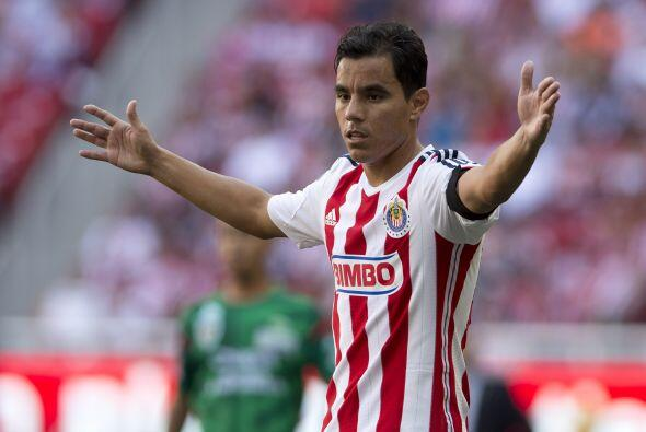 Omar Bravo es un histórico de las Chivas por sus goles, el veterano de 3...