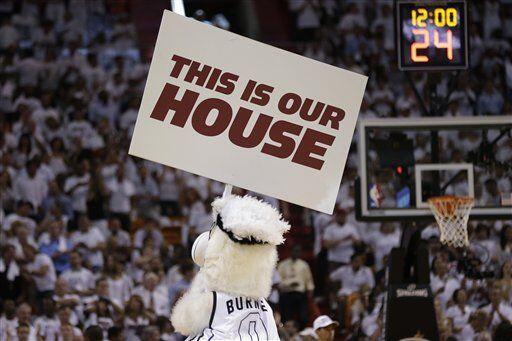 El Miami Heat se convirtió en la tercera franquicia en la NBA en llegar...