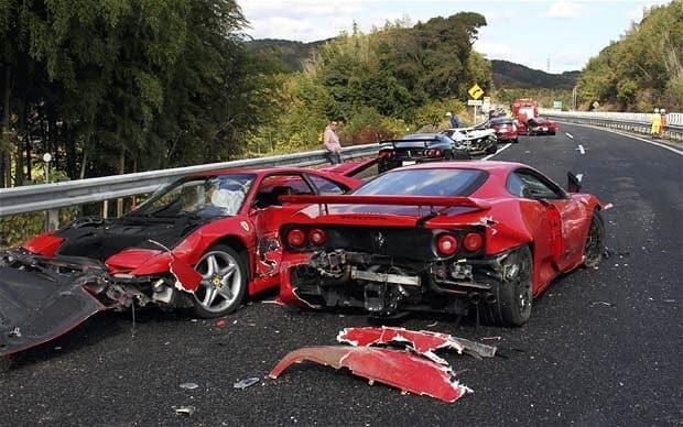 Así terminó el Ferrari 458 Spider que era de 'Lord Ferrari'  ferrari-2-2...