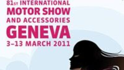 El nuevo poster del Autoshow de Ginebra pone al elemento humano por dela...