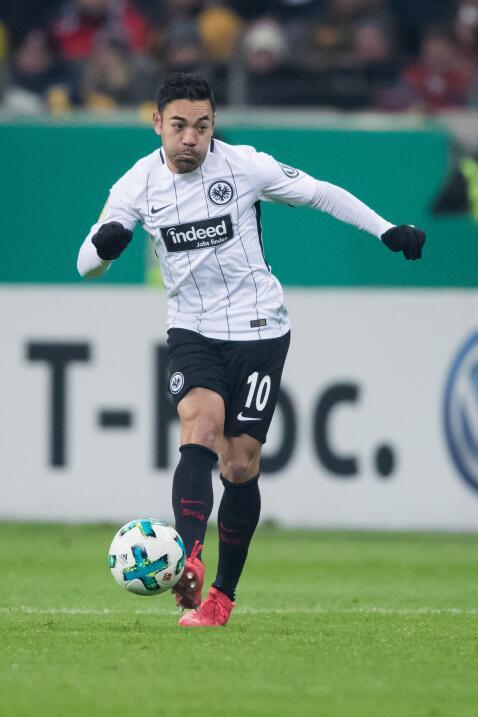 Marco Fabián está 20 minutos más cerca del Mundial: volvió a jugar en el...