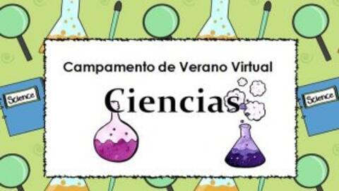 Campamento de Verano Virtual - Ciencias