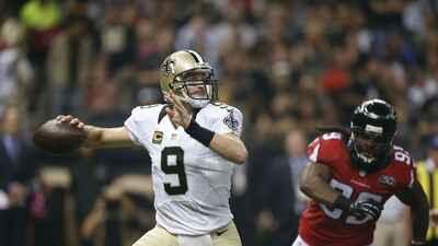 Saints 31 - 21 Falcons: New Orleans le quitó el invicto a Atlanta, arran...