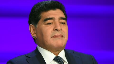 "Diego Maradona ninguneó a Jorge Sampaoli: ""No lo conocía ni la familia"""