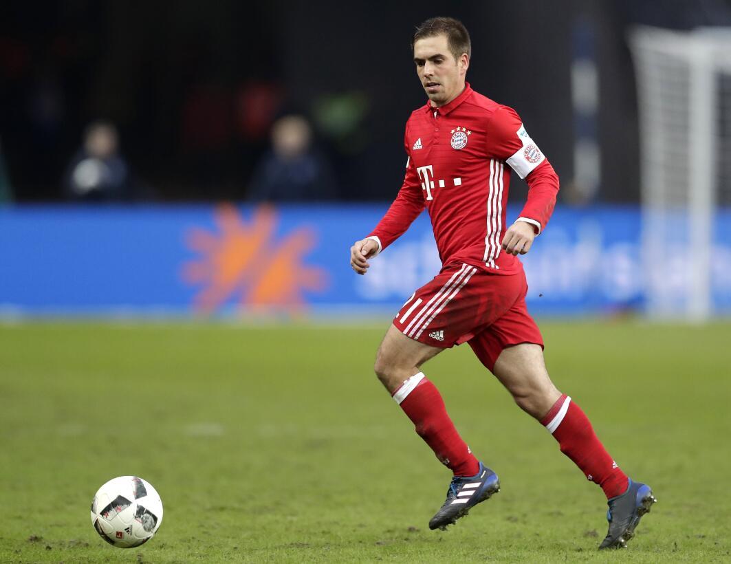 Philipp Lahm (Bayern Múnich)