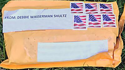 Opiniones divididas sobre el envío de paquetes explosivos a diferentes personalidades de EEUU