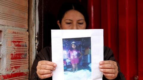 Yuliana Andrea Samboni Muñoz fue raptada en el barrio Bosque Cald...