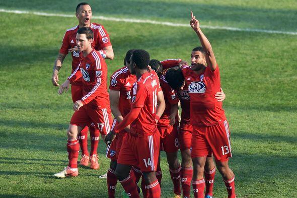 FC Dallas mantuvo su condición de superlíder e invicto en la temporada a...