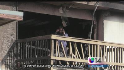 Un bebé menor de un año murió atrapado en un incendio en Vallejo