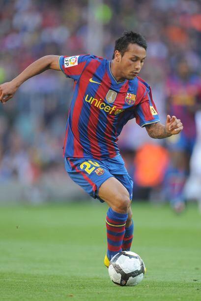 Jeffren Suárez: Lesiones musculares, luxaciones de clavícula... su tempo...
