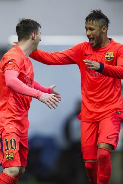 La dupla Leo-Ney le ha dado frutos al ataque catalán sin dejar de lado a...