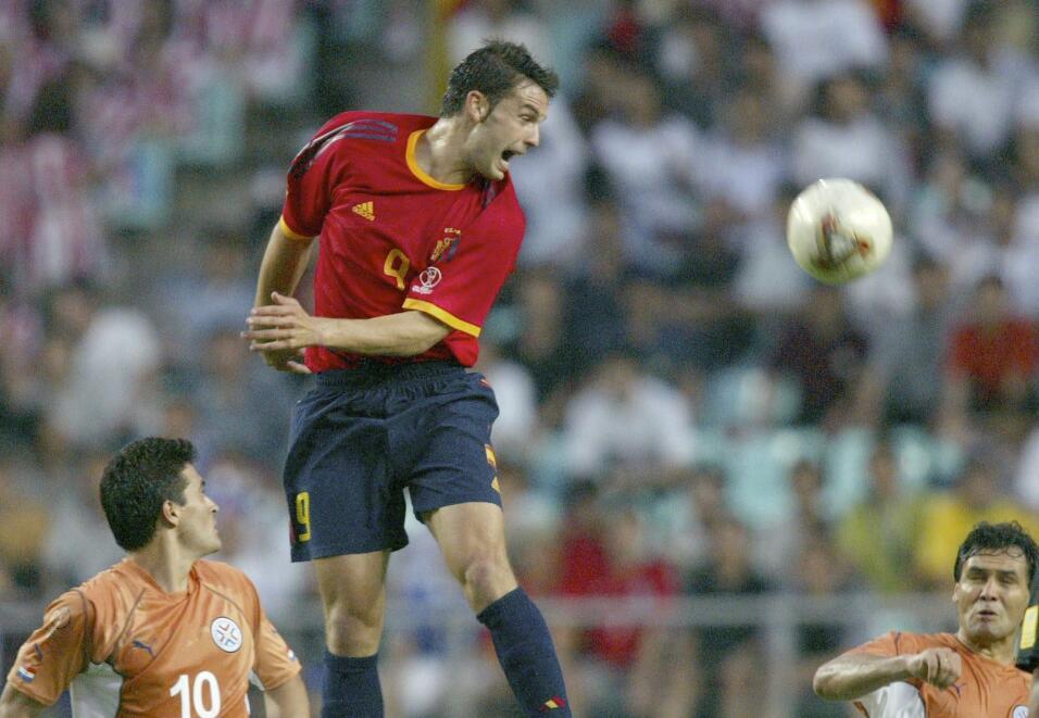 9. Fernando Morientes (España - retirado)