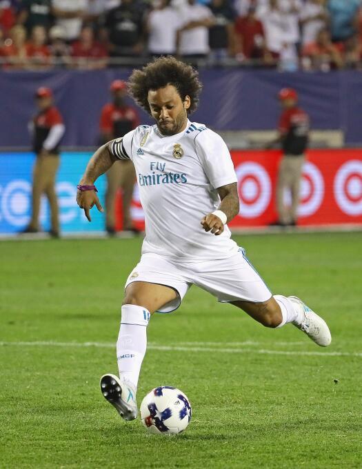 Mejor defensa: Marcelo