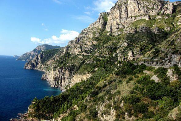The Amalfi Coast, Italy  (Foto: Flickr)
