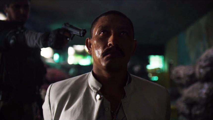 Nazario en El Chapo