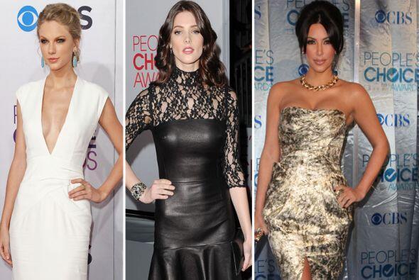 Estas celebridades marcaron tendencia hace unos años en algunas de las a...