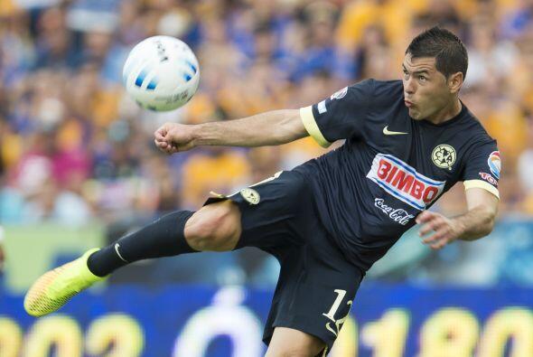 Pablo Aguilar destaca en la lista de goleadores, el paraguayo tiene un m...