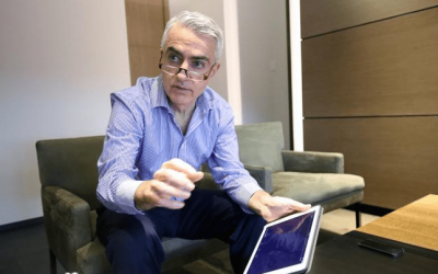 Adolfo Lagos, vicepresidente de Televisa