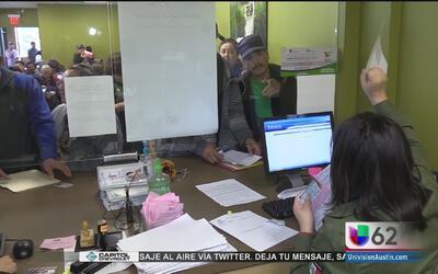 Consulado de México en Austin permitirá la cancelación del permiso de im...
