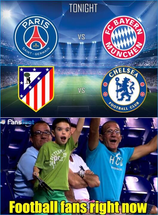 PSG humilló 3-0 al Bayern Munich con goles de Cavani, Neymar y partidazo...