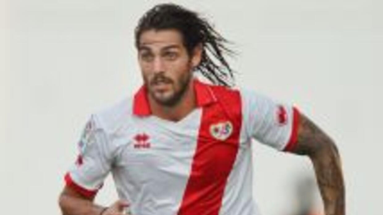 Larrivey volvió a anotar un penalti valioso para el cuadro de Vallecas,...