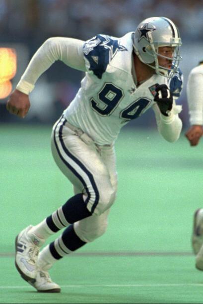 Charles Haley (DE) SF, DAL - 1986-1996Haley es el único jugador que ha g...