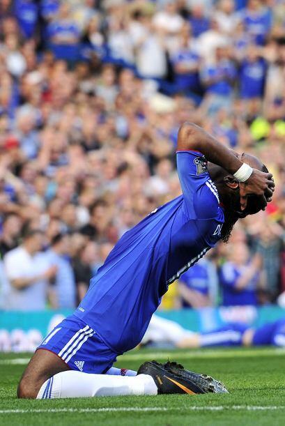 ¿Qué le habrá pasado a Droga en el Chelsea?.