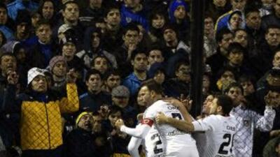 En el primer encuentro de la era post-Martino y con el debut de Alfredo...