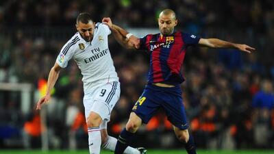 El mediocampista argentino advierte al Barcelona que el Madrid peleará h...