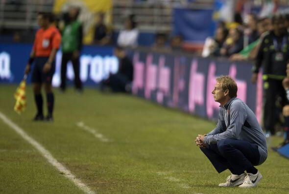 El DT de Estados Unidos Jurgen Klinsmann sigue sin conocer la derrota an...