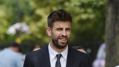 Sin Shakira, Piqué hace pareja con la mamá de Kate Middleton  para ver 👀 tenis (ya está a un pasito de la realeza)