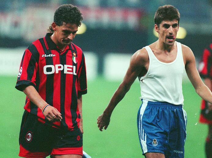 Buffon y los súper cracks que jamás ganaron la Champions League AP_96091...