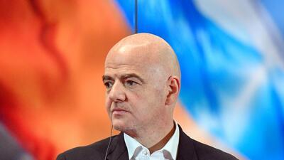 Gianni Infantino confirma que buscará la reelección como presidente de FIFA