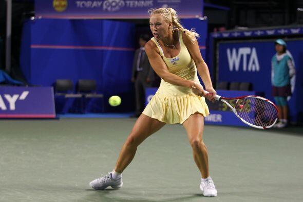 La número uno de la WTA llegaba como campeona defensora de este torneo,...
