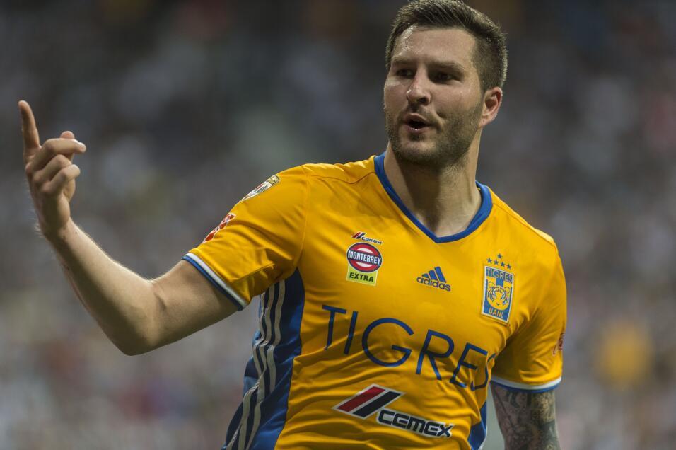 Vuelven a sonar versiones que alejan a Andre Pierre Gignac de la Liga MX...