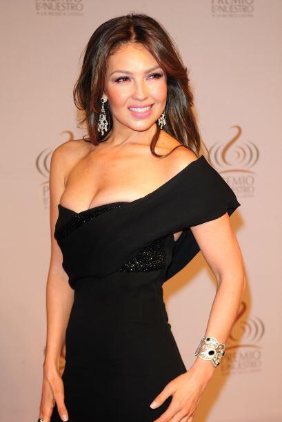Thalía tiene 41 años.