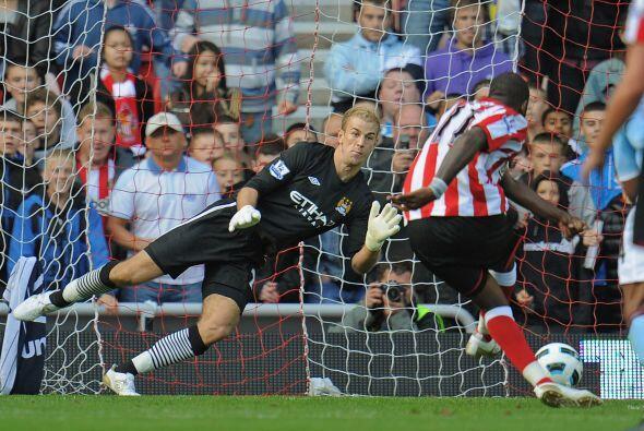 El duelo estaba por terminar pero se marcó un penalti en favor del Sunde...